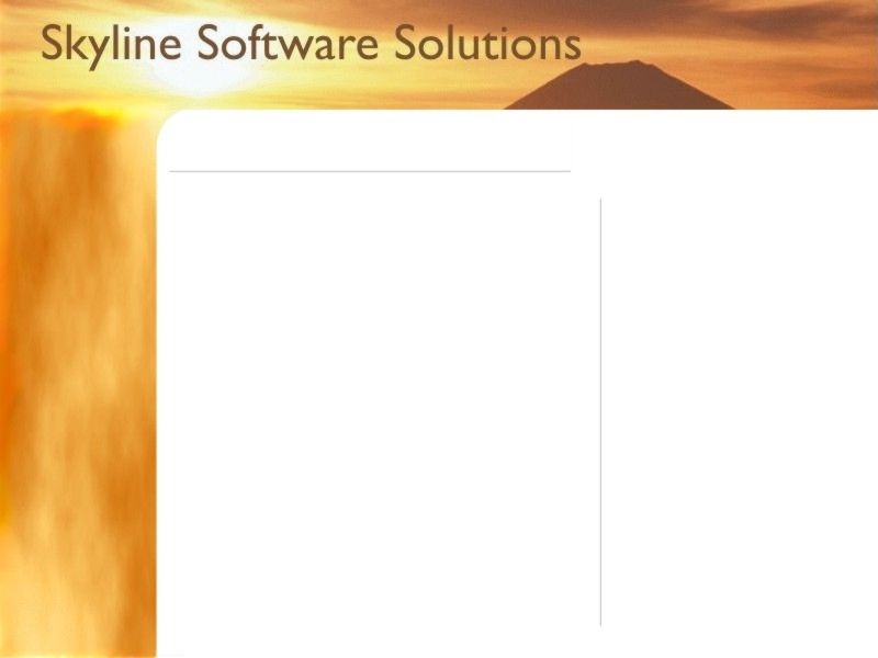 Skyline Software Solutions logo